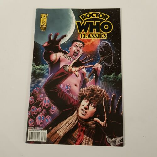 Doctor Who Classics #3 February 2008 [Near Mint] City of the Damned Comic Strip | Image 1