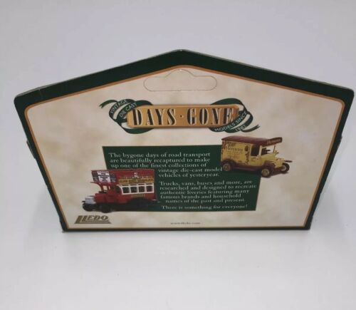 Boxed Lledo Days Gone Diecast Boxed Van - Batchelor's Tinned Peas | Image 3