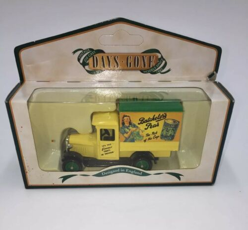 Boxed Lledo Days Gone Diecast Boxed Van - Batchelor's Tinned Peas | Image 1