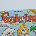 Sabrina the Teenage Witch Comic Issue #3 Dec 1998 - Titan Magazines in VGC++ | Image 2