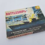 Vintage 1967 Battleships by Waddington's - Used in Poor Condition   Image 1