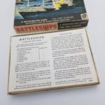 Vintage 1967 Battleships by Waddington's - Used in Poor Condition   Image 6