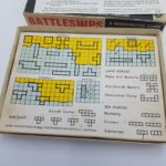 Vintage 1967 Battleships by Waddington's - Used in Poor Condition   Image 4