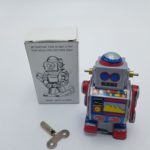 Vintage Collectable Wind Up TINPLATE Walking 3
