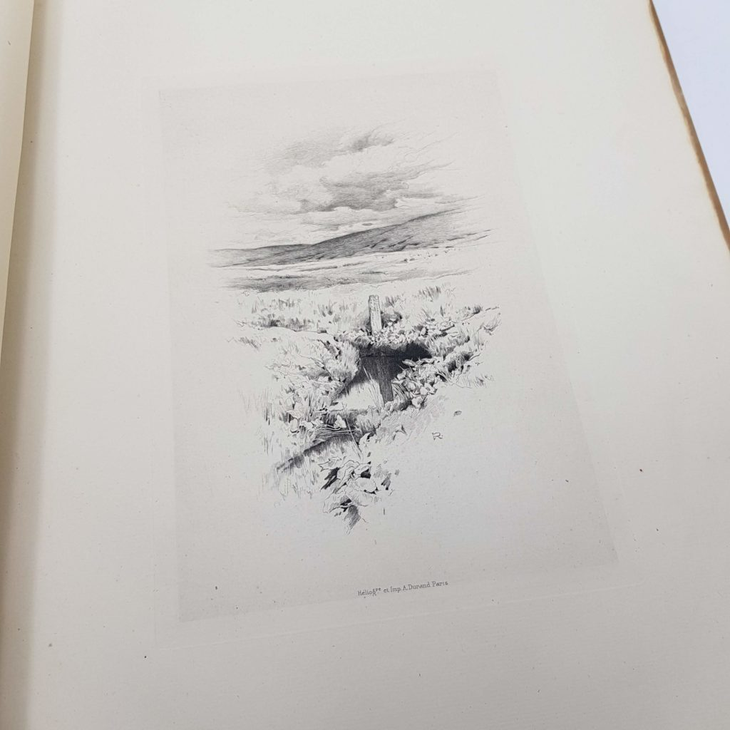 The River Tweed by George Reid RSA 1884 Amand-Durand Large Illustrated Book | Image 9