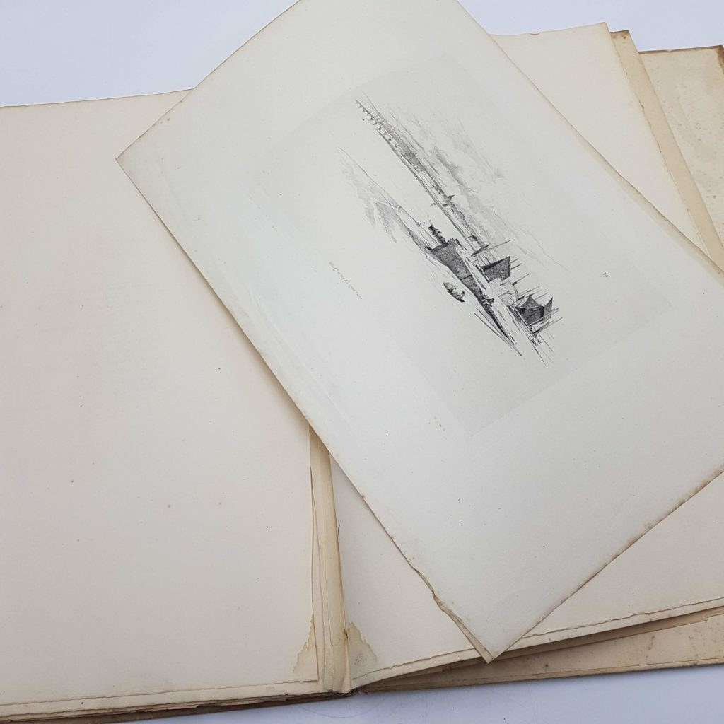 The River Tweed by George Reid RSA 1884 Amand-Durand Large Illustrated Book | Image 10