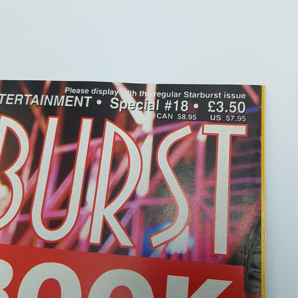 STARBURST Magazine Special #18 December 1993 with DOCTOR WHO | Image 2