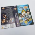 4x Sylvester McCoy Doctor Who UK BBC Video VHS Inlay Cards 7th Doctor | Image 5
