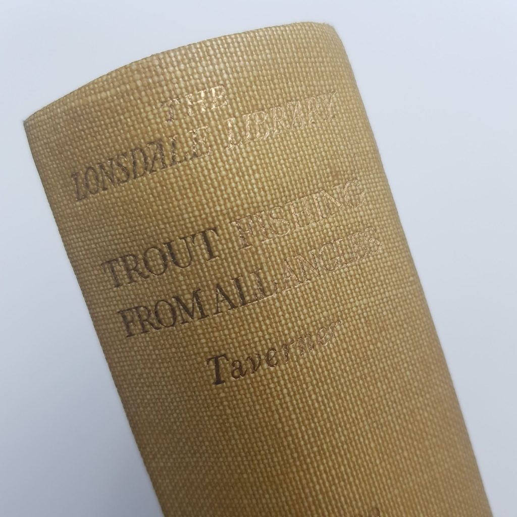 Trout Fishing From All Angles by Eric Taverner Illustrated (1929) Lonsdale Library | Image 3