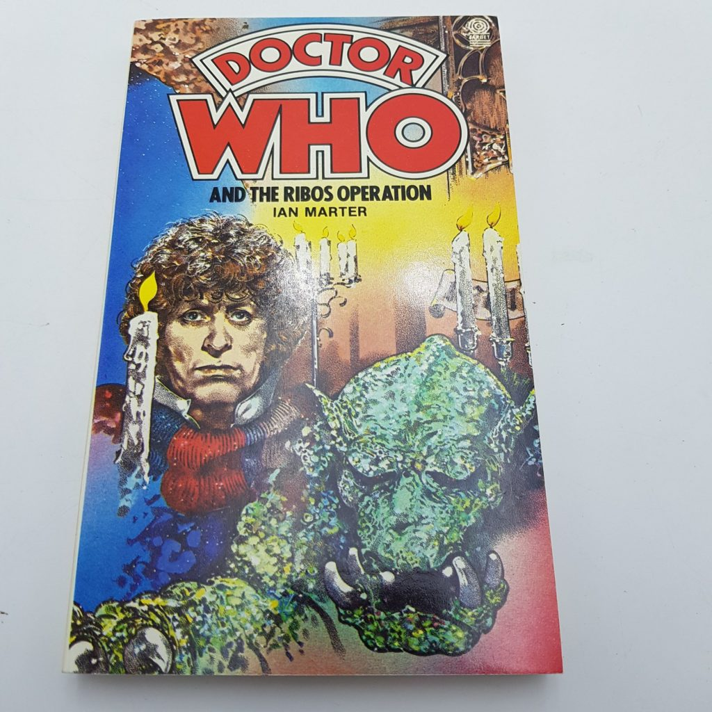 Doctor Who and Ribos Operation TARGET Book 5th Ed. 1984 VG | Image 1