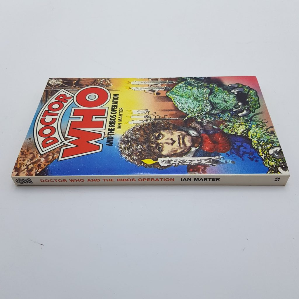 Doctor Who and Ribos Operation TARGET Book 5th Ed. 1984 VG | Image 2
