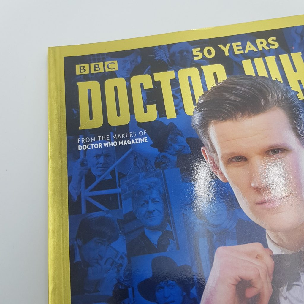 UK Doctor Who 50 Years THE DOCTORS Magazine (2013) NM Essential Guide | Image 2