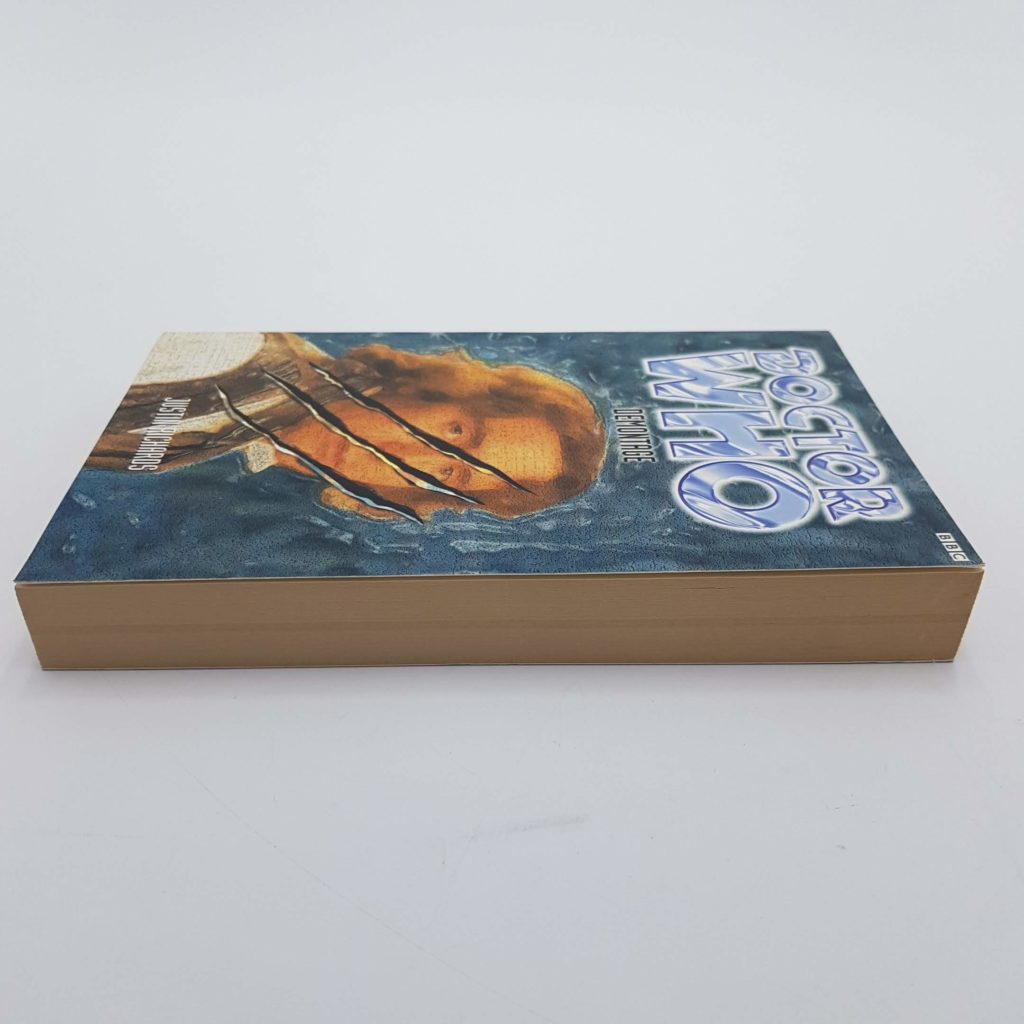 Doctor Who DEMONTAGE by Justin Richards (1999) BBC Books EDA VGC-NM | Image 5