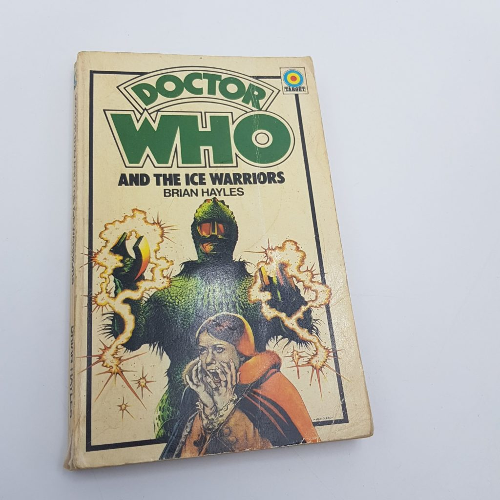 Doctor Who and the Ice Warriors by Brian Hayles (1976) 1st Edition TARGET PB | Image 1
