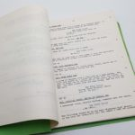 TO SEE A FINE LADY Gaylord Cavallaro 1960's Original Script Screenplay | Image 4