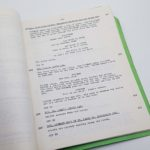TO SEE A FINE LADY Gaylord Cavallaro 1960's Original Script Screenplay | Image 6