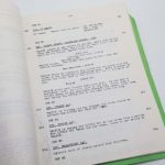 TO SEE A FINE LADY Gaylord Cavallaro 1960's Original Script Screenplay | Image 7