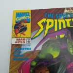 THE SPECTACULAR SPIDER-MAN #255 March 1998 SPIDERHUNT Part 4 NM   Image 9
