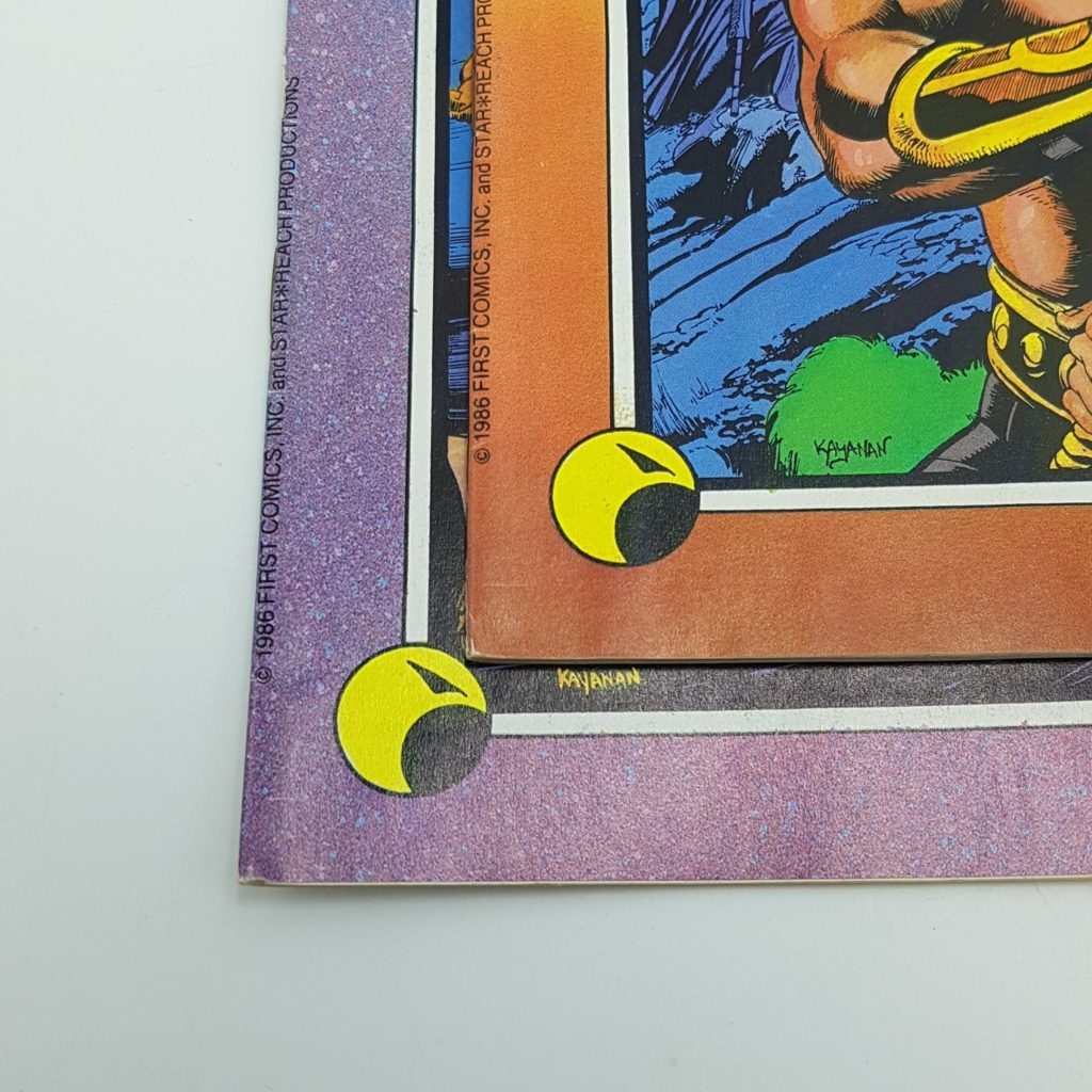 Hawkmoon Jewel In The Skull Issues 3 & 4 (1986) US First Comics VG-NM | Image 8