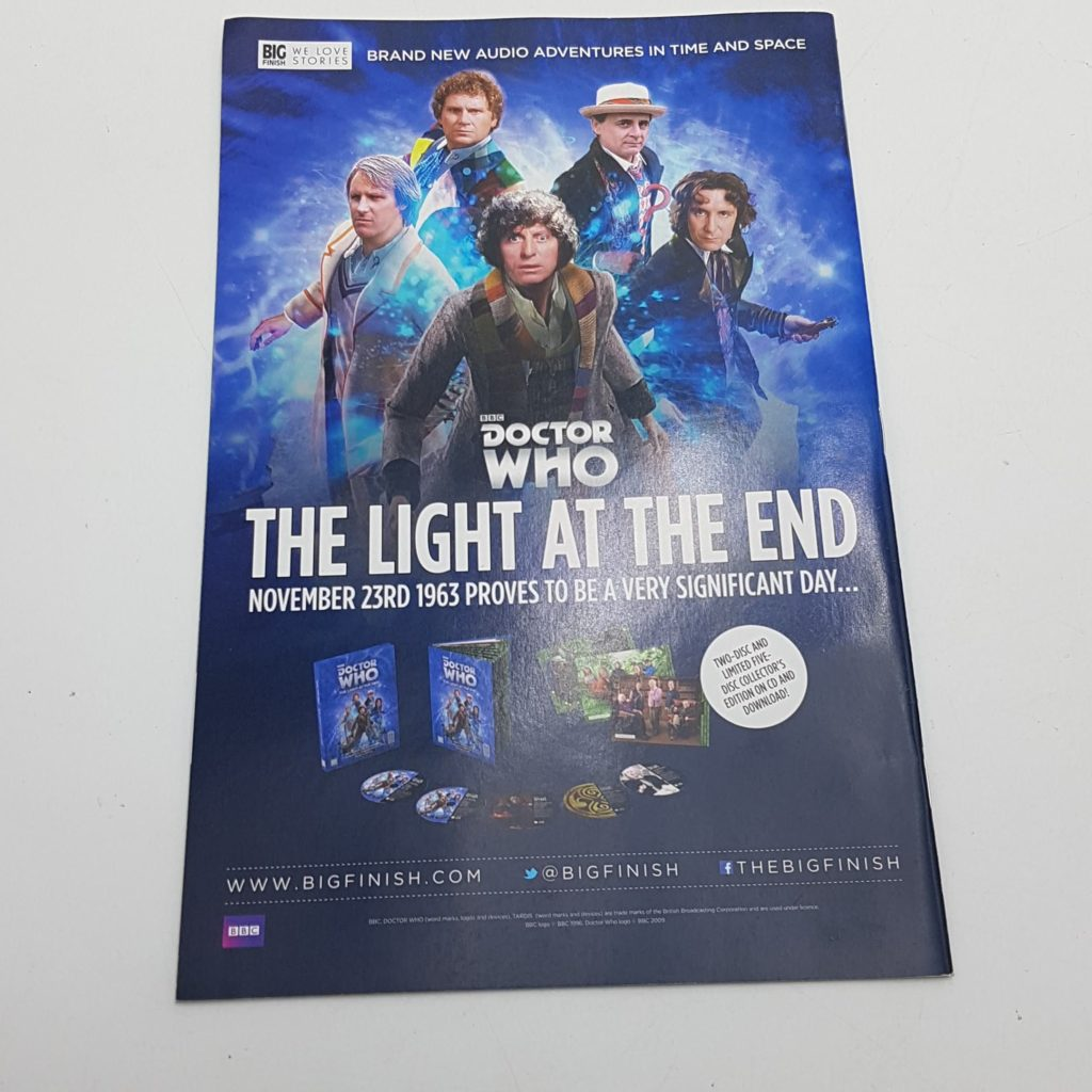 DOCTOR WHO Free Comic Day Issue 1 June 2015 UK TITAN Comics VG-NM | Image 8