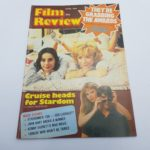 FILM REVIEW UK Movie Magazine April 1984 TERMS OF ENDEARMENT (VG-NM) | Image 1