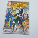 GUARDIANS OF THE GALAXY Comic Issue 50 July 1994 Foil Cover NEAR MINT | Image 1