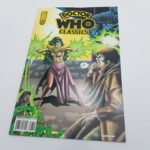 Doctor Who Classic IDW Issue #8 July 2008 1st Printing THE TIME WITCH (NM) | Image 1