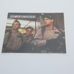 GHOSTBUSTERS 10x8 Colour Film Promo Card Photograph (1984) UK ANABAS AK765 | Image 1