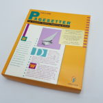 PAGESETTER Desktop Publishing System (1989) Commodore Amiga GOLD DISK | Image 1