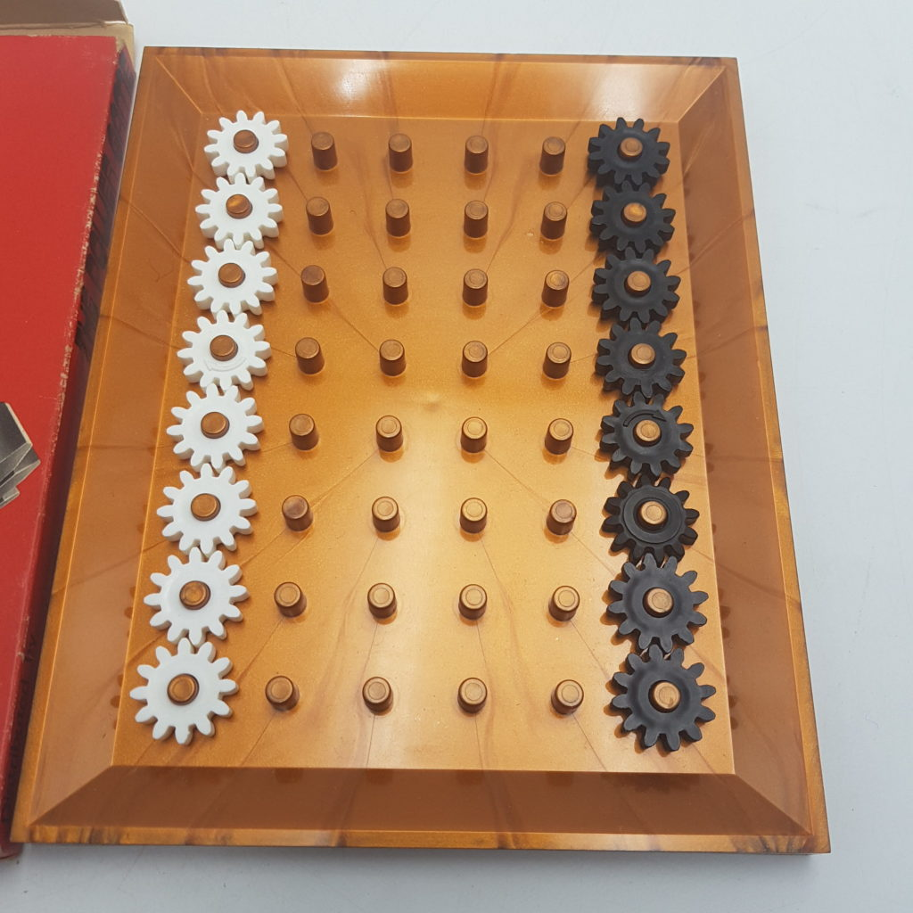 Vintage UK 1970's THE POWER GAME Logic Game (1975) Angel Toy Group | Image 5