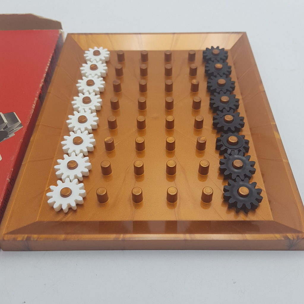 Vintage UK 1970's THE POWER GAME Logic Game (1975) Angel Toy Group | Image 3