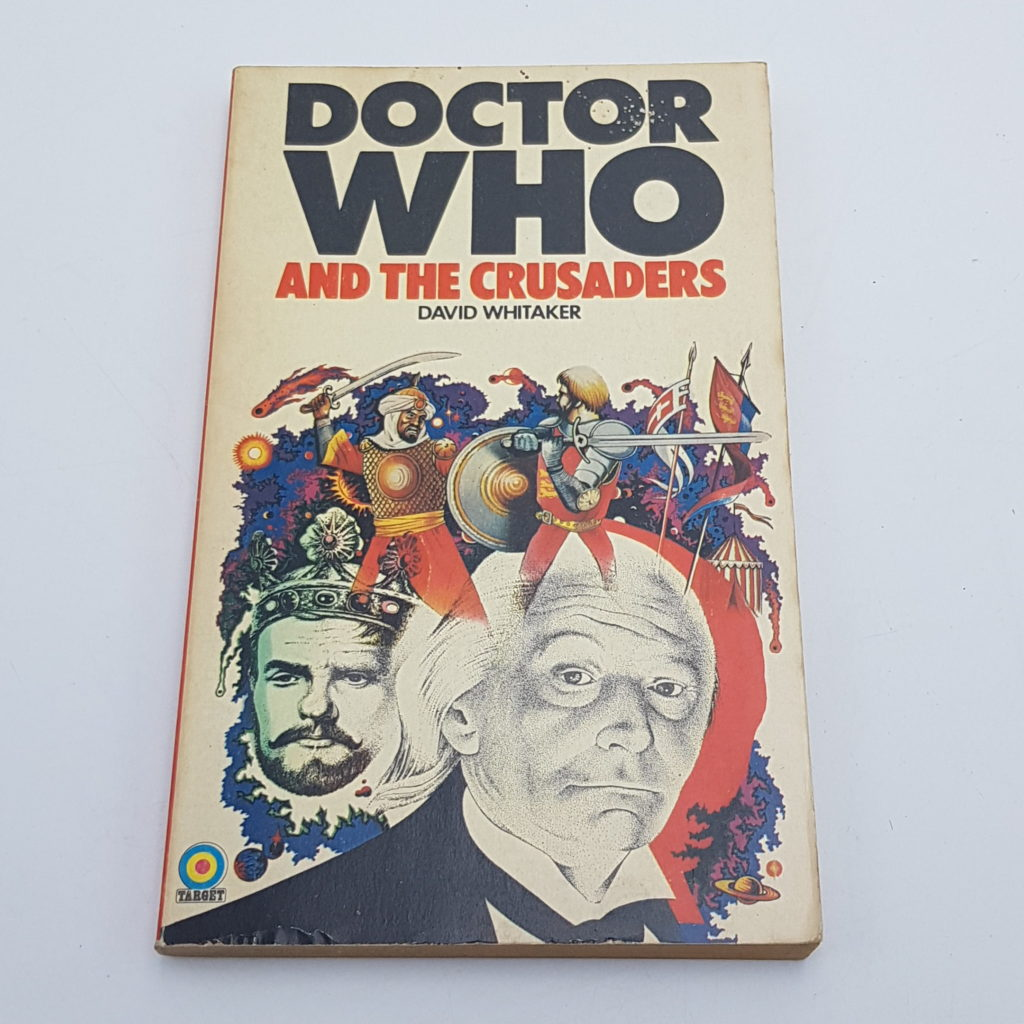 DOCTOR WHO AND THE CRUSADERS Target PB 2nd Ed. 1975 The Crusade   Image 1
