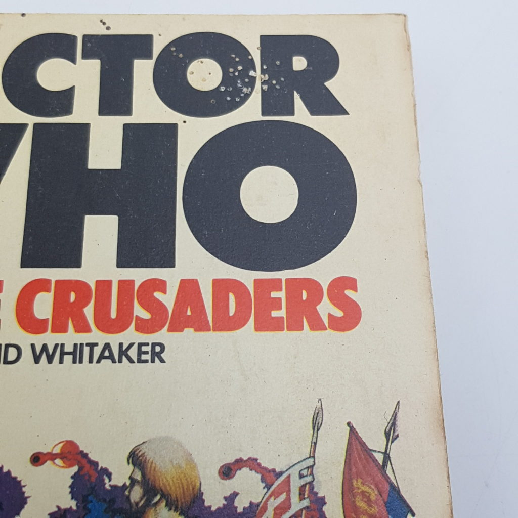 DOCTOR WHO AND THE CRUSADERS Target PB 2nd Ed. 1975 The Crusade   Image 6