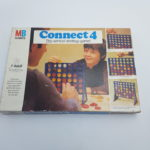 CONNECT FOUR (1977) MB Games Vintage 1970s Family Strategy Game | Image 1