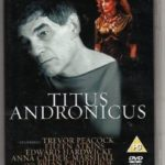 TITUS ANDRONICUS (PG) BBC The Shakespeare Collection DVD New & Sealed | Image 1