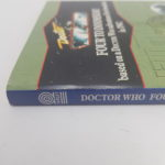 Classic DOCTOR WHO FOUR TO DOOMSDAY Novel (1991) Virgin VG-NM   Image 3