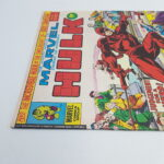 UK Mighty World Of Marvel INCREDIBLE HULK Comic #222 Dec. 1976 [VG+] | Image 3