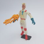 The Real Ghostbusters Fright Features EGON SPENGLER + Tool Action Figure (1989) Kenner | Image 1
