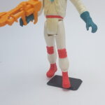 The Real Ghostbusters Fright Features EGON SPENGLER + Tool Action Figure (1989) Kenner | Image 5
