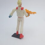 The Real Ghostbusters Fright Features EGON SPENGLER + Tool Action Figure (1989) Kenner | Image 6
