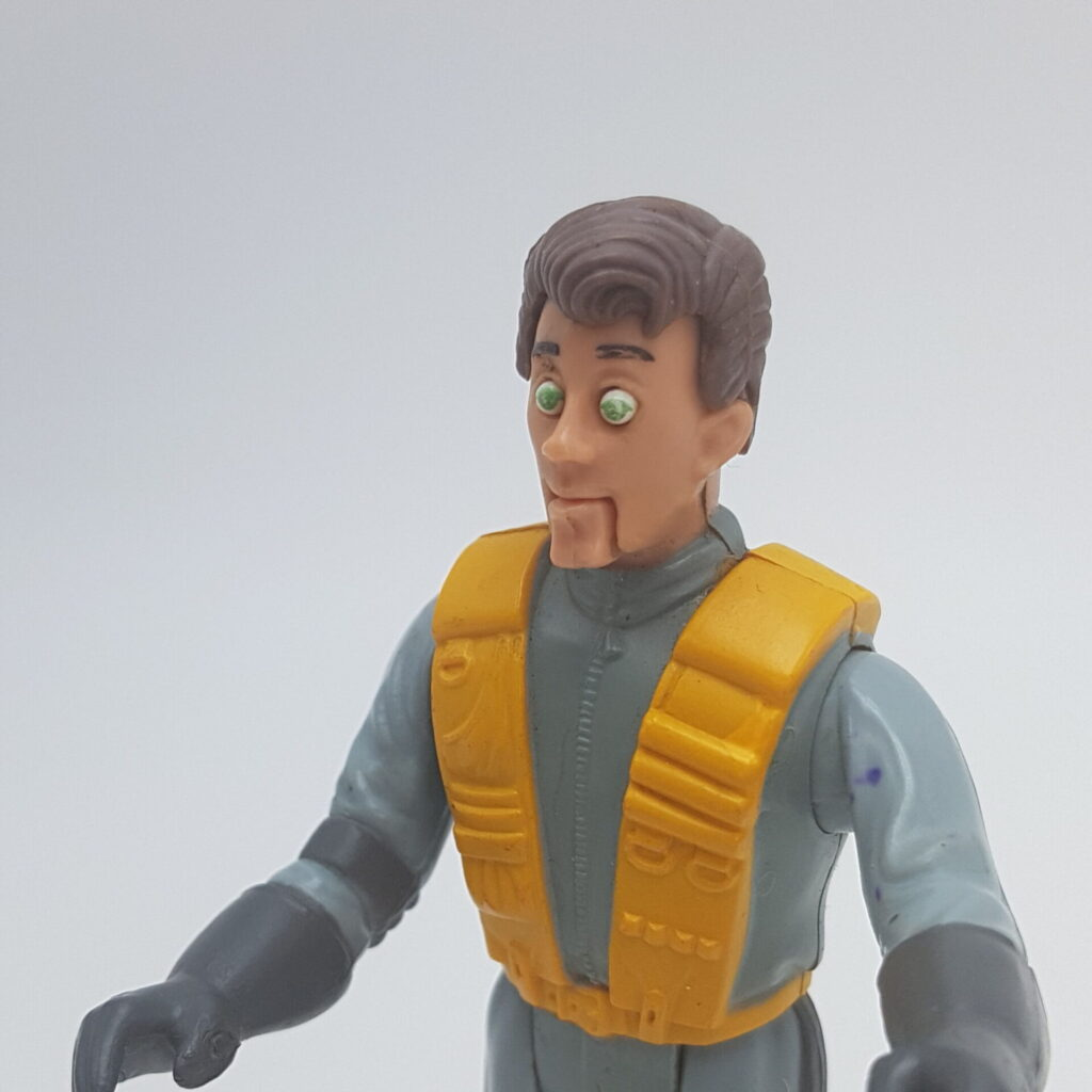 The Real Ghostbusters Fright Features PETER VENKMAN Action Figure (1989) Kenner | Image 2