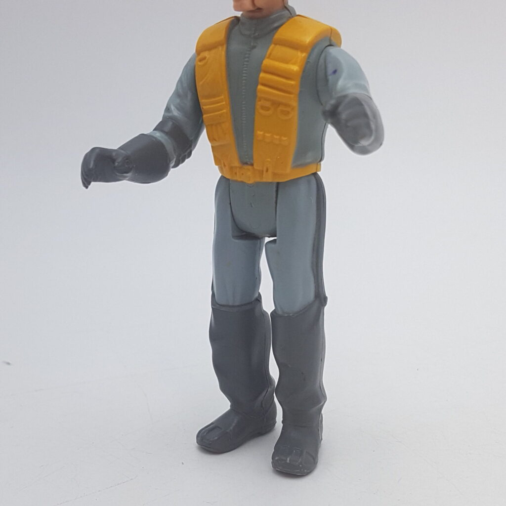 The Real Ghostbusters Fright Features PETER VENKMAN Action Figure (1989) Kenner | Image 4