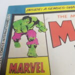 UK Mighty World Of Marvel Starring The INCREDIBLE HULK Comic #100 Aug. 1974 [VG+] | Image 3