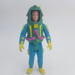The Real Ghostbusters RAY STANTZ Super Fright Features Action Figure (1986) Kenner | Image 1
