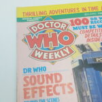 Doctor Who Weekly #29 30th April, 1980. Sound Effect LP & Dogs of Doom [G+] | Image 2