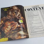Doctor Who Magazine #100 May, 1985 (Marvel) Poster Included [G+] Robert Holmes   Image 4