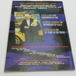 Doctor Who Magazine Special THE AGE OF CHAOS by Colin Baker (1994) UK Marvel [G+] | Image 3